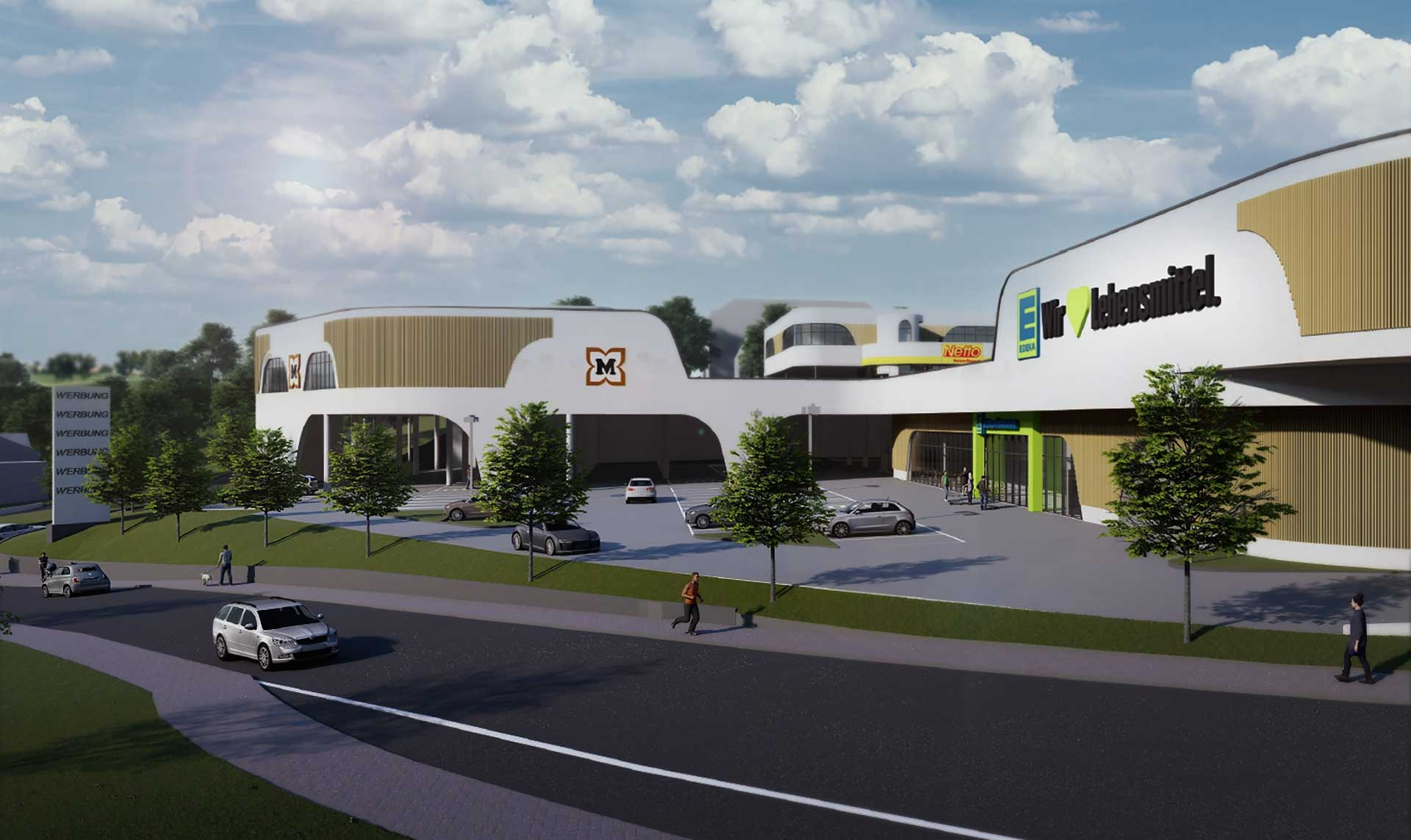 """777 Capital Partners concludes forward deal for local shopping center """"Oberpfalz-Arkaden"""" with Captiva"""